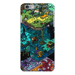 dung .eons and isometric drago classic t shirt iPhone 6 Plus/6s Plus Case | Artistshot