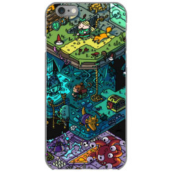dung .eons and isometric drago classic t shirt iPhone 6/6s Case | Artistshot