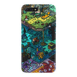 dung .eons and isometric drago classic t shirt iPhone 7 Plus Case | Artistshot
