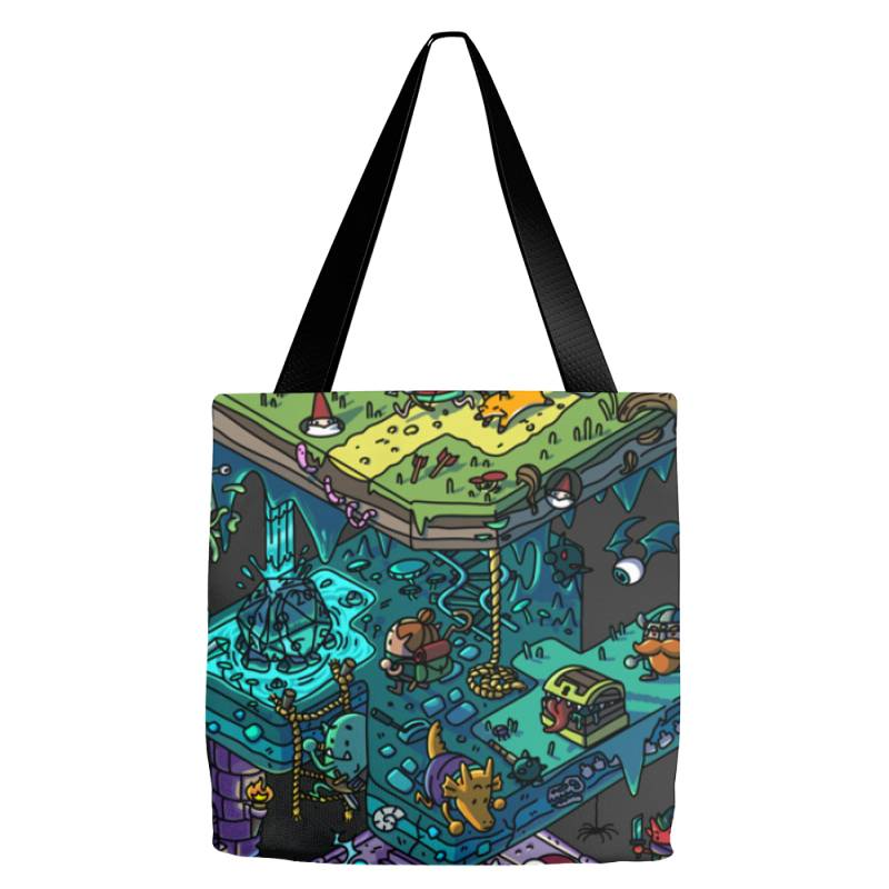 Dung .eons And Isometric Drago Classic T Shirt Tote Bags | Artistshot