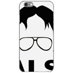 dwight schrute false essential t shirt iPhone 6/6s Case | Artistshot