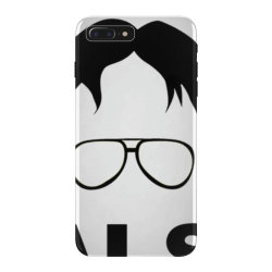 dwight schrute false essential t shirt iPhone 7 Plus Case | Artistshot