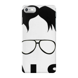 dwight schrute false essential t shirt iPhone 7 Case | Artistshot