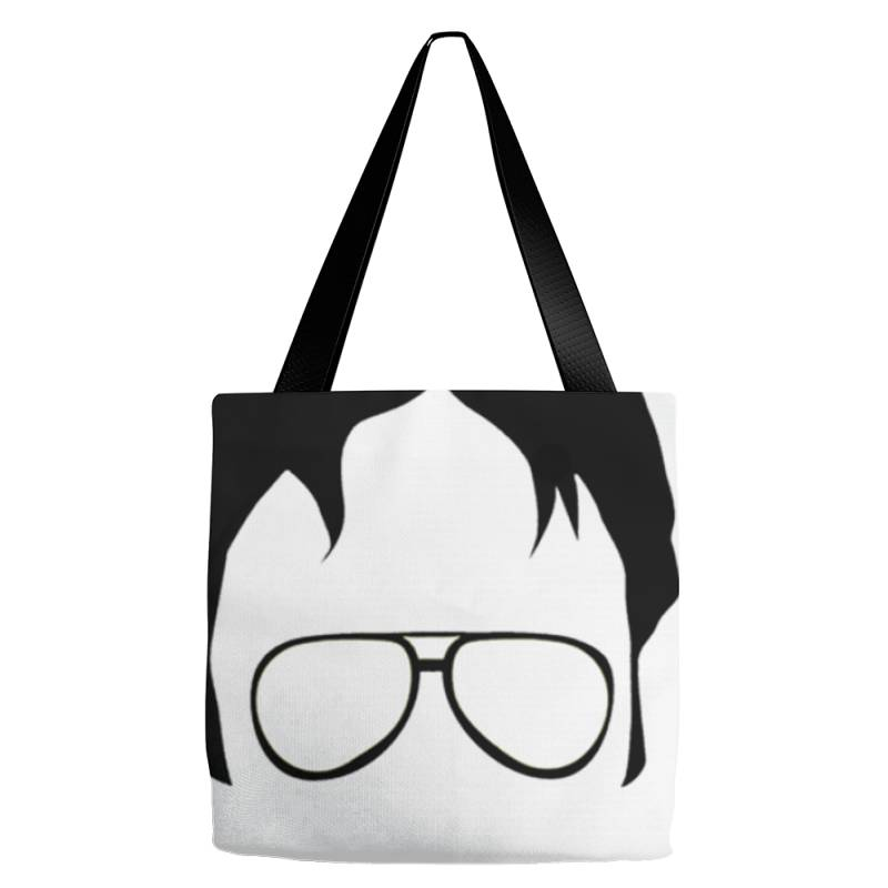 Dwight Schrute False Essential T Shirt Tote Bags | Artistshot