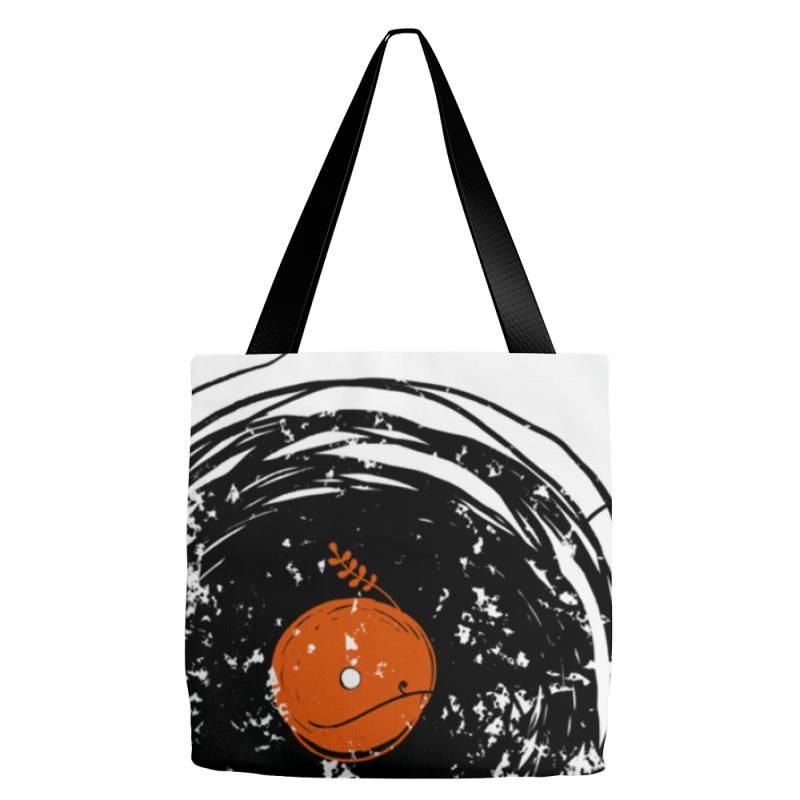 Enchanting Vinyl Records Vintage Essential T Shirt Tote Bags | Artistshot