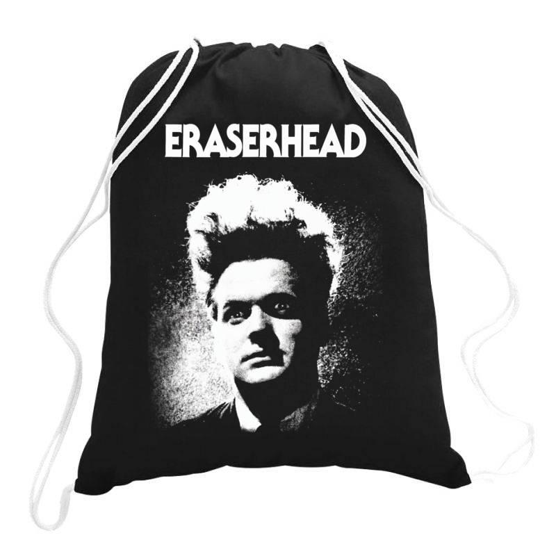 Eraserhead Shirt! Essential T Shirt Drawstring Bags | Artistshot