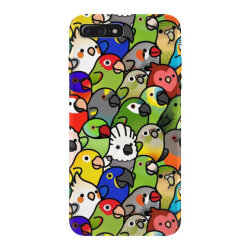 every bir.dy pattern sleeveless top iPhone 7 Plus Case | Artistshot