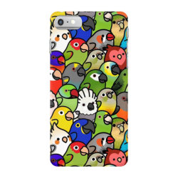 every bir.dy pattern sleeveless top iPhone 7 Case | Artistshot