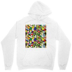 every bir.dy pattern sleeveless top Unisex Hoodie | Artistshot