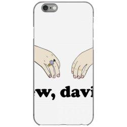 ew, david   schitt&x27;s creek classic t shirt iPhone 6/6s Case | Artistshot
