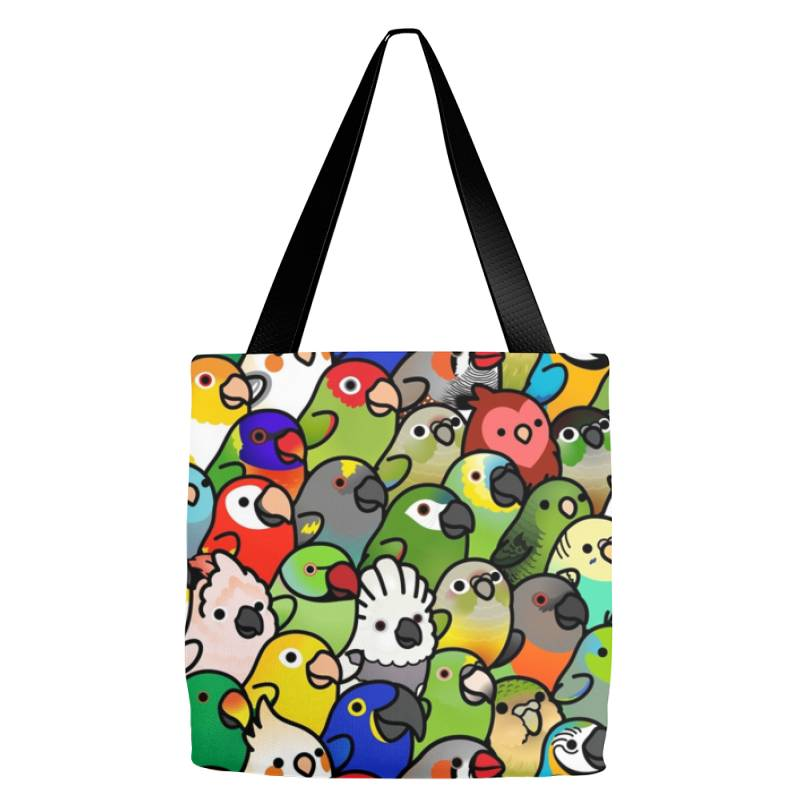 Every Bir.dy Pattern Sleeveless Top Tote Bags | Artistshot