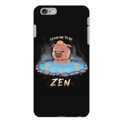 Leave me to be Zen iPhone 6 Plus/6s Plus Case | Artistshot