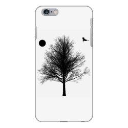 Tree, Eagle Silhouette Calmness Nature iPhone 6 Plus/6s Plus Case | Artistshot