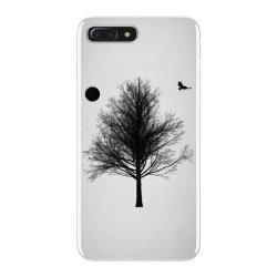 Tree, Eagle Silhouette Calmness Nature iPhone 7 Plus Case | Artistshot