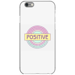 Positive iPhone 6/6s Case   Artistshot