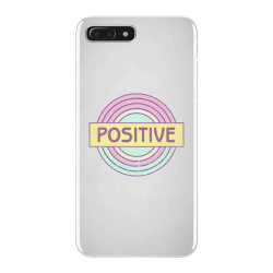 Positive iPhone 7 Plus Case   Artistshot