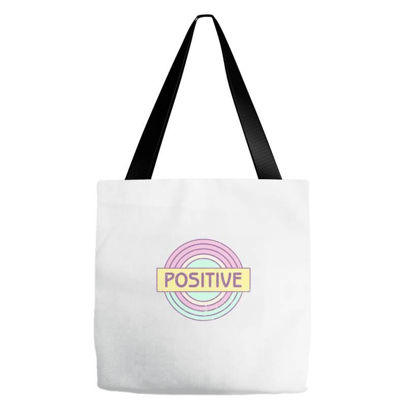 Positive Tote Bags   Artistshot