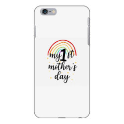 My First Mother's Day iPhone 6 Plus/6s Plus Case | Artistshot