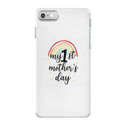 My First Mother's Day iPhone 7 Case | Artistshot