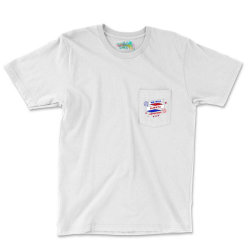 We Will Always Remember Pocket T-shirt Designed By Akin