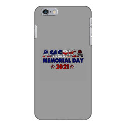 America Memorial Day 2021 iPhone 6 Plus/6s Plus Case | Artistshot