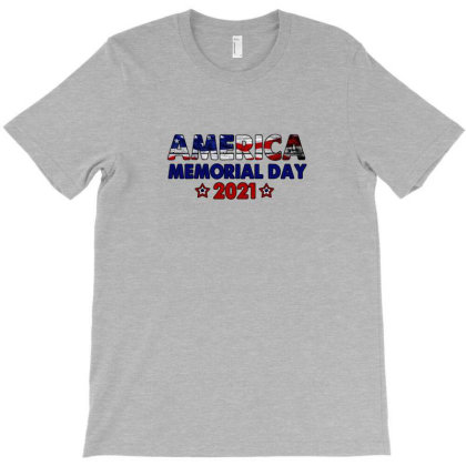 America Memorial Day 2021 T-shirt Designed By Akin