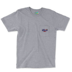 America Memorial Day 2021 Pocket T-shirt Designed By Akin