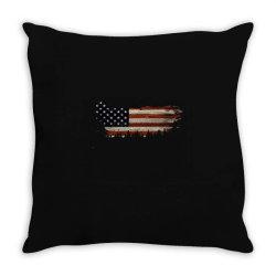 American Flag Throw Pillow | Artistshot