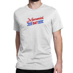 Memorial Day Classic T-shirt Designed By Akin