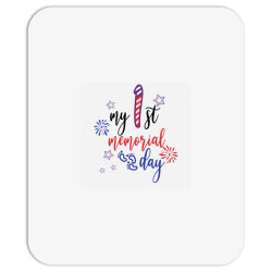 My First Memorial Day Mousepad | Artistshot