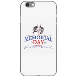 Memorial Day America iPhone 6/6s Case | Artistshot