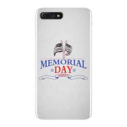 Memorial Day America iPhone 7 Plus Case | Artistshot