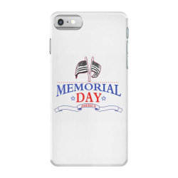 Memorial Day America iPhone 7 Case | Artistshot