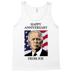 happy anniversary from joe Tank Top | Artistshot