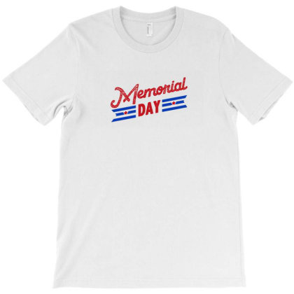 Memorial Day T-shirt Designed By Akin