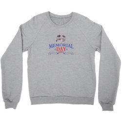 Memorial Day America Crewneck Sweatshirt | Artistshot