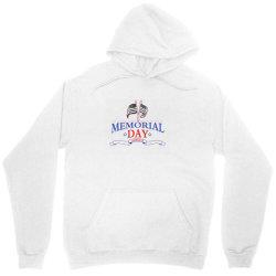 Memorial Day America Unisex Hoodie Designed By Akin