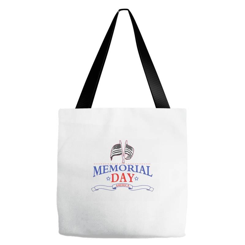 Memorial Day America Tote Bags | Artistshot