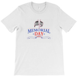 Memorial Day America T-Shirt | Artistshot
