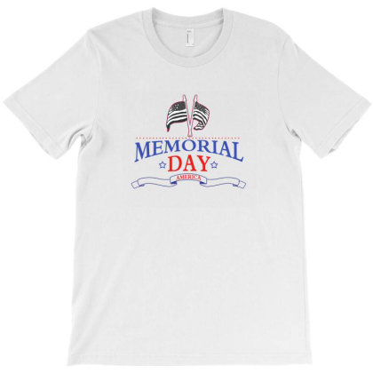 Memorial Day America T-shirt Designed By Akin