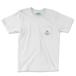 Memorial Day America Pocket T-shirt Designed By Akin