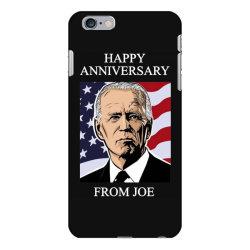 happy anniversary from joe iPhone 6 Plus/6s Plus Case | Artistshot