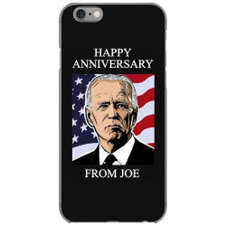happy anniversary from joe iPhone 6/6s Case | Artistshot