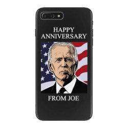 happy anniversary from joe iPhone 7 Plus Case | Artistshot