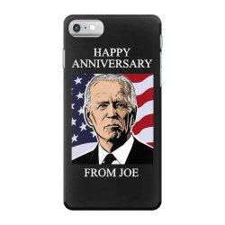 happy anniversary from joe iPhone 7 Case | Artistshot
