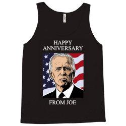 happy anniversary from joe Tank Top | Artistshot