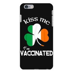 kiss me i'm vaccinated iPhone 6 Plus/6s Plus Case | Artistshot