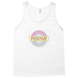 Positive Tank Top | Artistshot