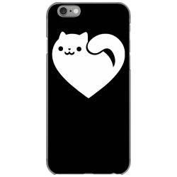 cats heart funny iPhone 6/6s Case | Artistshot