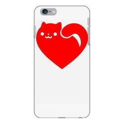 cats heart iPhone 6 Plus/6s Plus Case | Artistshot